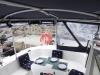 Windschutz im Cockpit