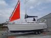 Imexus 28 Segeboot Sturmsegel