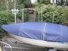 Verwitterungsschutz Persenning Ruderboot